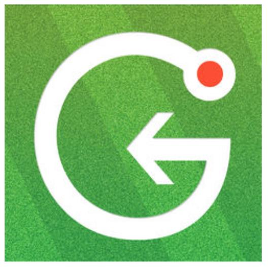 おすすめゴルフアプリドットコム_ゴルフな日Suアプリロゴ