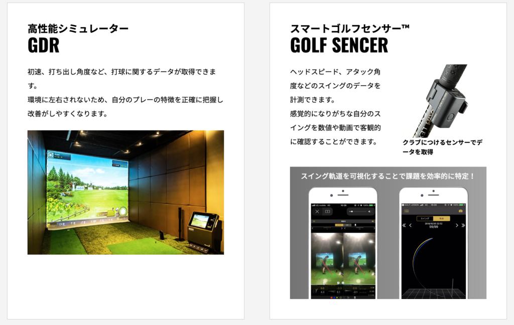 おすすめゴルフアプリドットコム_RIZAPゴルフスイング分析
